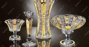 ظروف کریستال شامپاینی به قیمت عمده